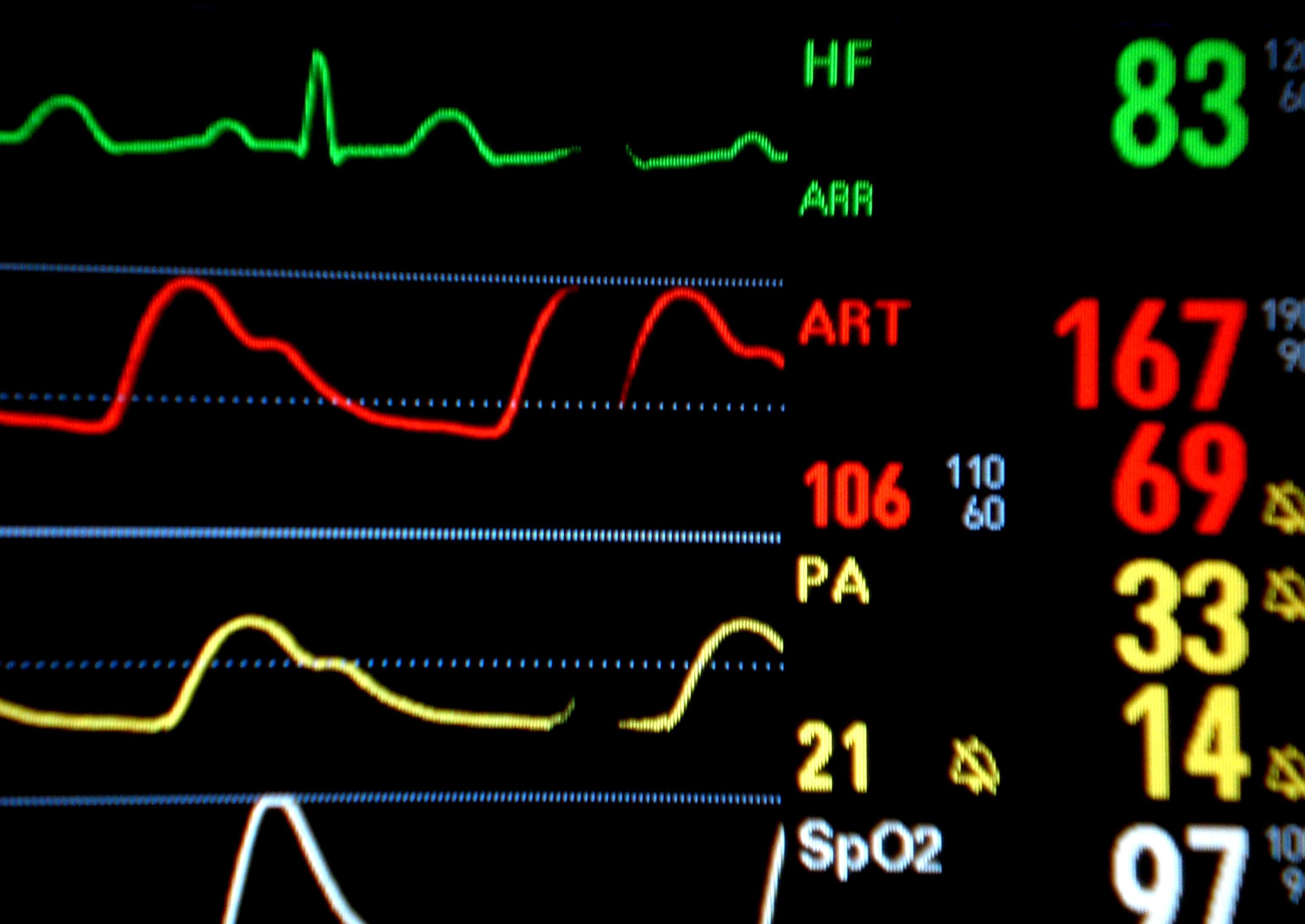 veterinary electronic anesthetic sheet