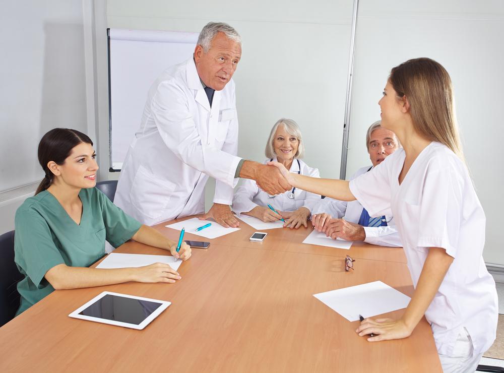 vet clinic interview